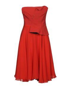 Короткое платье Marios Schwab