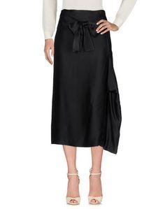 Юбка длиной 3/4 Vivienne Westwood Anglomania