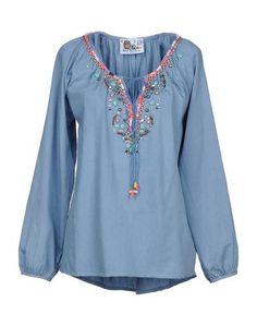 Джинсовая рубашка Peace + Love BY Calao