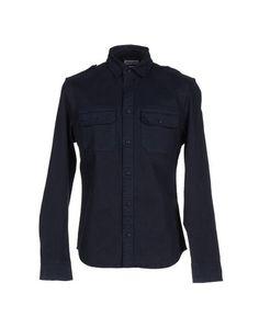 Джинсовая рубашка Cooperativa Pescatori Posillipo