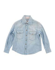 Джинсовая рубашка Dondup Dking