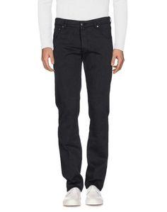 Джинсовые брюки Cesare Attolini