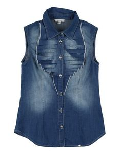 Джинсовая рубашка Miss Grant