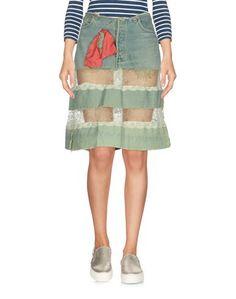 Джинсовая юбка Supra
