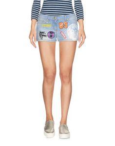 Джинсовые шорты Versus Versace