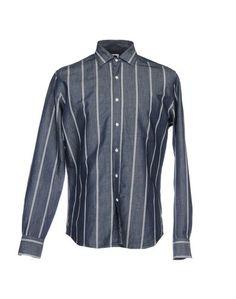 Джинсовая рубашка Bagutta