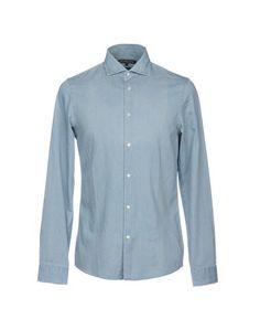 Джинсовая рубашка Michael Kors