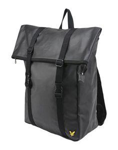 Рюкзаки и сумки на пояс Lyle & Scott