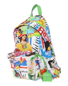 Рюкзаки и сумки на пояс Moschino Couture