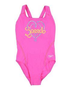Слитный купальник Speedo