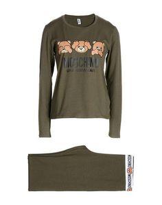 Пижама Moschino Underwear