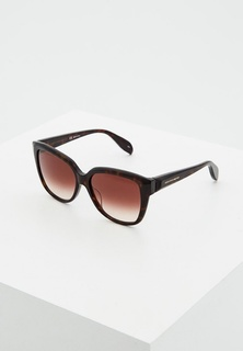 Очки солнцезащитные Alexander McQueen