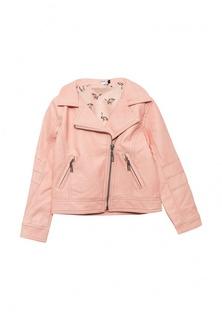 Куртка кожаная 3 Pommes