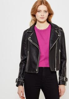Куртка кожаная Topshop