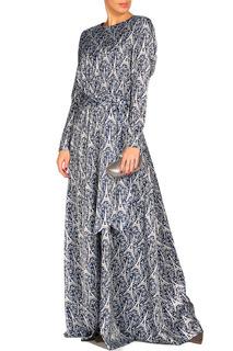 Платье с поясом MARINO MILANO