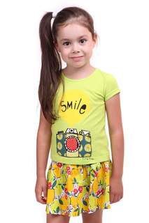 Костюм: футболка, юбки СВIТАНАК