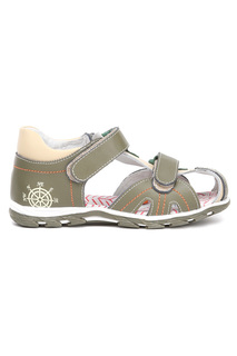 Туфли открытые дошкольные MILTON