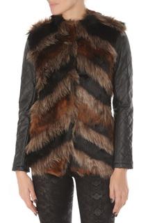 Меховая куртка Gaudi