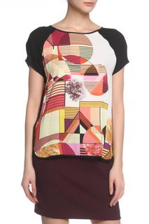 Блузка с коротким рукавом Caractere