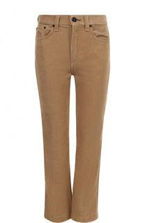 Укороченные вельветовые джинсы с карманами Rag&Bone Rag&Bone