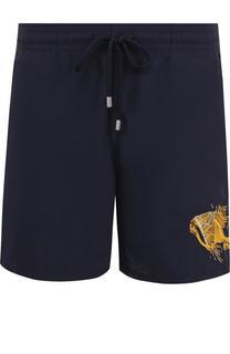 Плавки-шорты с вышивкой Vilebrequin