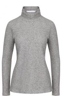 Приталенный хлопковый свитер с открытой спиной Walk of Shame