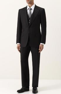 Шерстяной костюм-тройка Tom Ford