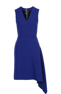 Приталенное мини-платье с V-образным вырезом Roland Mouret