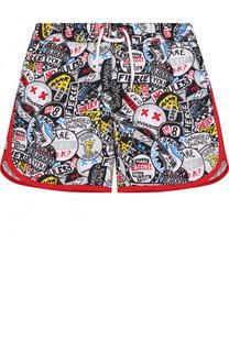Плавки-шорты с принтом Marc Jacobs