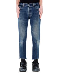 Укороченные джинсы Levis Vetements