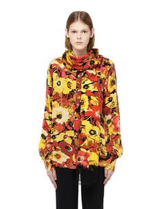 Шелковая блузка с шарфом Faith Connexion