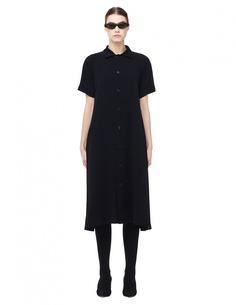 Платье из целлюлозы Y`s