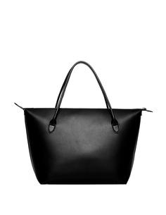 Кожаная сумка Lux The Row