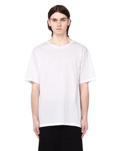 Базовая белая футболка Ann Demeulemeester