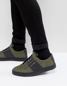Зеленые кроссовки Religion Flanders - Зеленый
