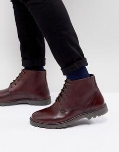 Ботинки на шнуровке Kg By Kurt Geiger - Красный