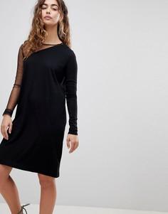 Свободное платье Cheap Monday - Черный