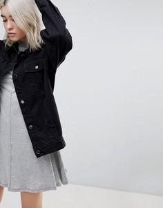 Джинсовая куртка Cheap Monday - Черный