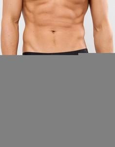 Боксеры-брифы с принтом Moschino - Черный