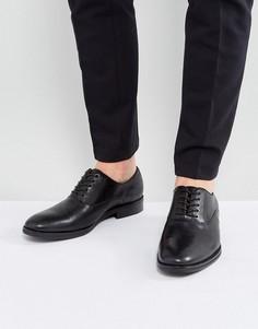 Черные кожаные туфли ALDO - Черный