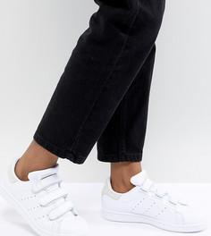 Бело-серые кроссовки adidas Originals Stan Smith Comfort - Белый