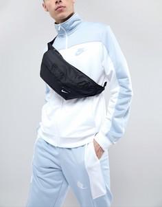 Черная сумка-кошелек на пояс Nike BA4272-067 - Черный