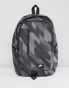Черный рюкзак среднего размера Nike BA5231-015 - Черный