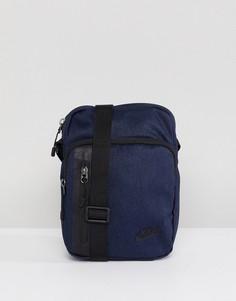 Темно-синяя сумка Nike BA5268-451 - Темно-синий
