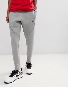 Серые джоггеры Nike Jordan Flight 879499-091 - Серый