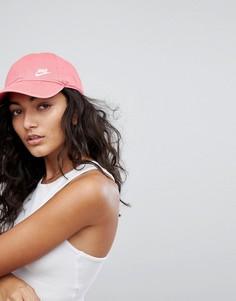 Розовая кепка Nike H86 - Розовый