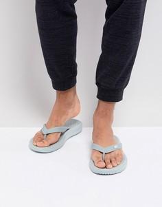 Серые шлепанцы Nike Solay 882690-008 - Серый