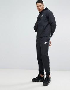 Черный спортивный костюм Nike 861772-013 - Черный