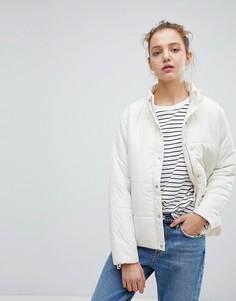 Короткая дутая куртка b.Young - Розовый