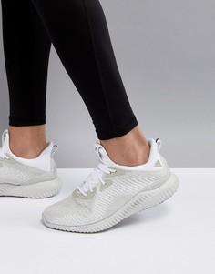 Белые кроссовки adidas Running Alphabounce DB1092 - Белый